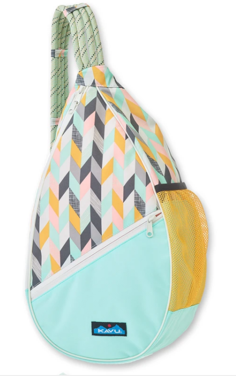 Kavu Paxton Pack - 870-1173 Chevron Sketch