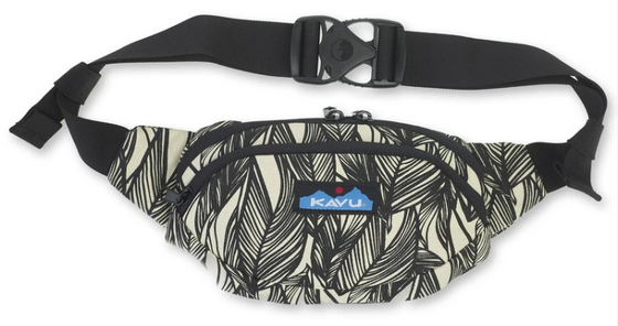 Kavu Canvas Spectator - 9204-1178 Ink Leaf