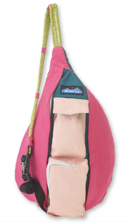 Kavu Mini Rope Bag - 9150-1192 Fruit Salad