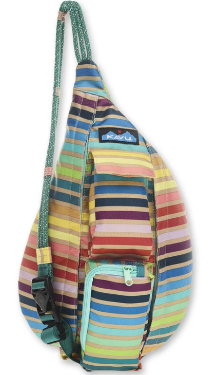 Kavu Mini Rope Sling - 9191-1172 Summer Stripe
