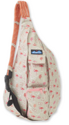 Kavu Rope Bag - 923-1182 Chillin Flamingo