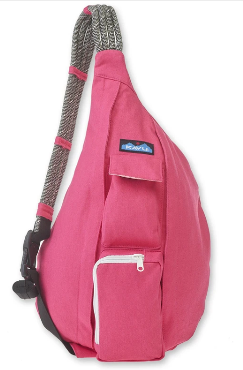 Kavu Rope Bag - 923-71 Magenta