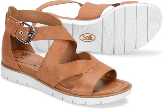Sofft Women's Mirabelle Sandal - Luggage 1288705