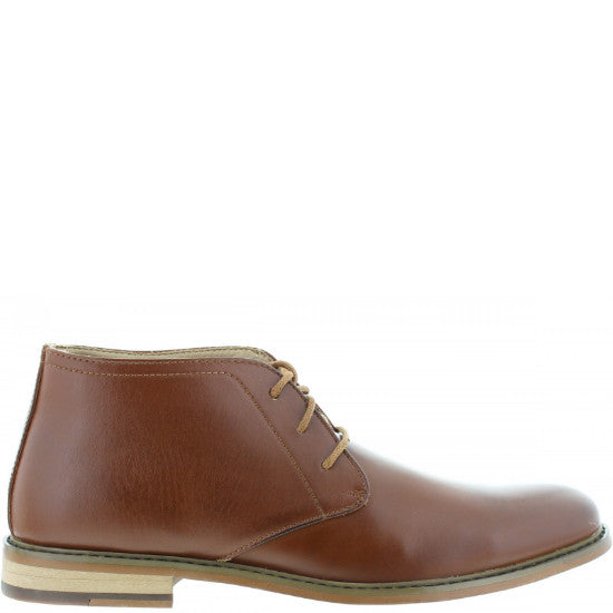 Deer Stags Men's Seattle Chukka Boot - Luggage - ShoeShackOnline