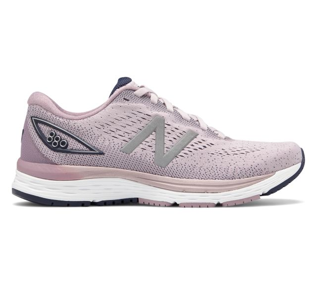 New Balance Women's W880v9 Running Shoe - Purple W880CP9 - ShoeShackOnline