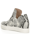 Steve Madden Women's Wrangle Wedge Sneaker - Natural Snake WRAN01S1 - ShoeShackOnline