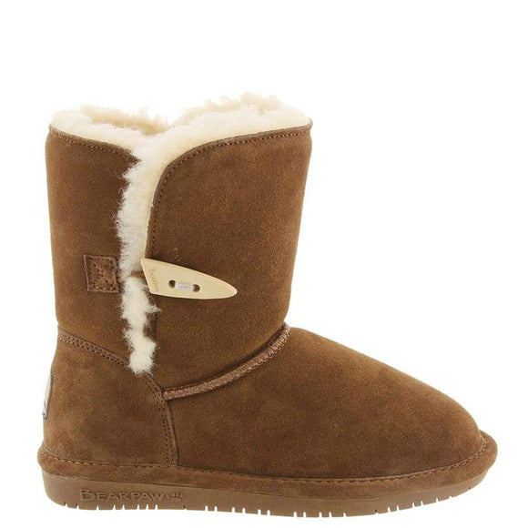 Bearpaw Kid's Abigail Boot - Hickory 682Y-220