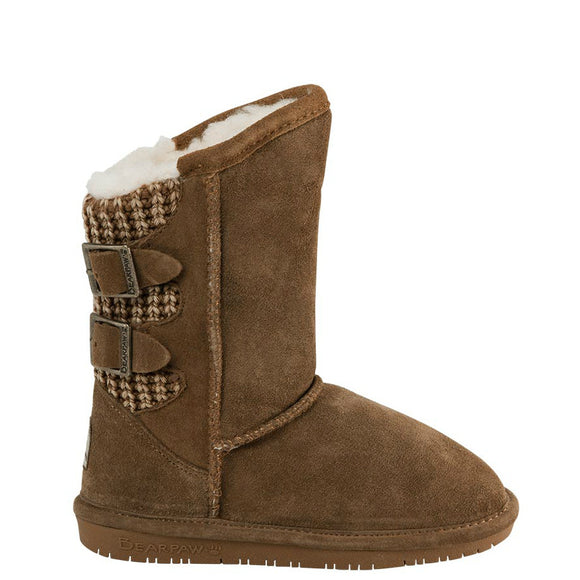Bearpaw Kid's Boshie Boot - Hickory 1669Y-220