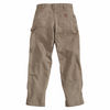 Carhartt Men's Canvas Work Dungaree - Light Brown B151 - ShoeShackOnline