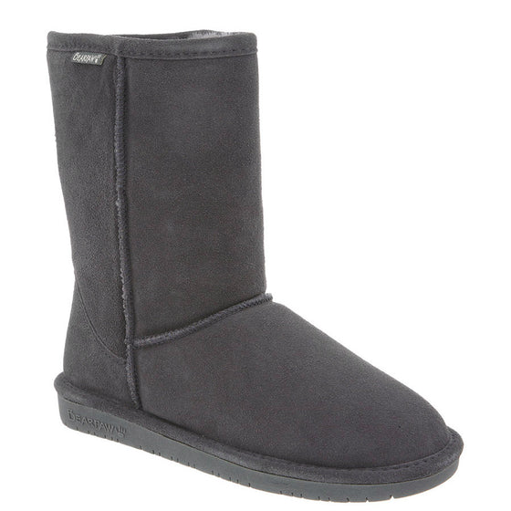 "Bearpaw Women's Emma 8"" - Charcoal 608W-030 - ShoeShackOnline"