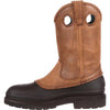 Georgia Men's Muddog Wellington Work Boot - Mississippi Brown G5514