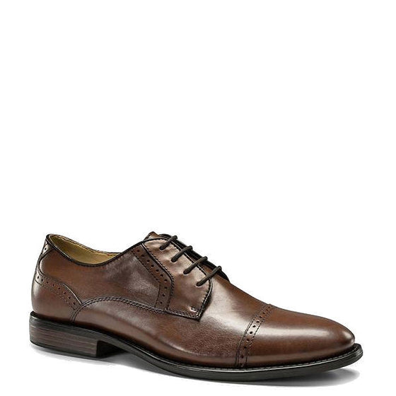 Dockers Men's Hawley Brogue Oxford - Chili 90-40103 - ShoeShackOnline