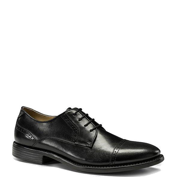 Dockers Men's Hawley Brogue Oxford - Black 90-40104 - ShoeShackOnline