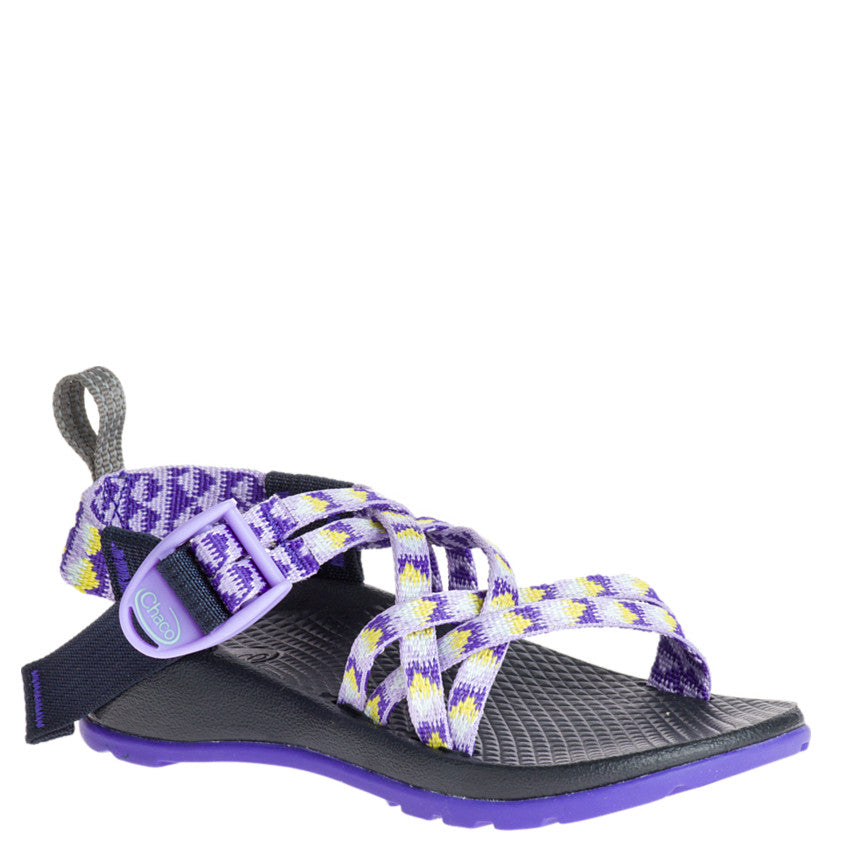 Chaco Kid's ZX/1 Ecotread - Pyramid Orchid J180012 - ShoeShackOnline