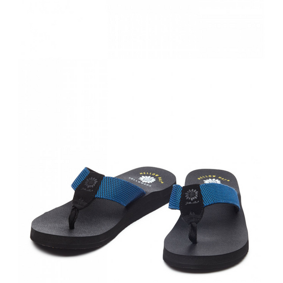 Yellow Box Jinx Sandal - Blue 25958 - ShoeShackOnline