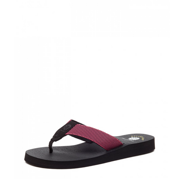 Yellow Box Jinx Sandal - Fuchsia 25959 - ShoeShackOnline