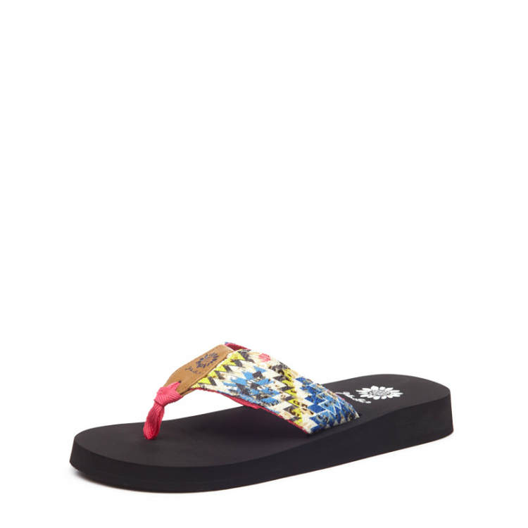 Yellow Box Kaden Sandal - Fuchsia 25425 - ShoeShackOnline