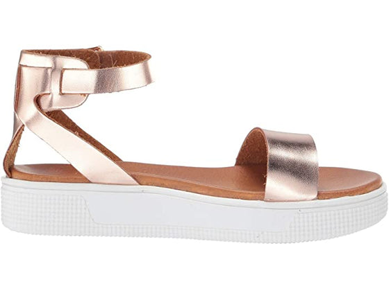 MIA Girl's Little Ellen Platform Sandal - Rose Gold CSK231