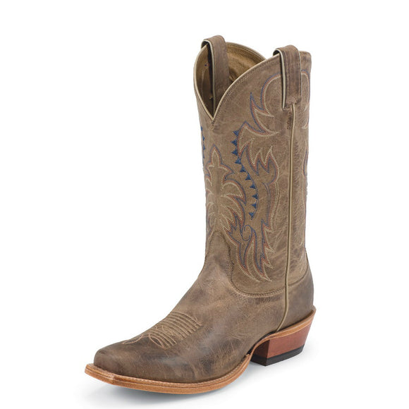 Nocona Men's Vintage Cow Legacy Western Boots - Tan MD2711 - ShoeShackOnline