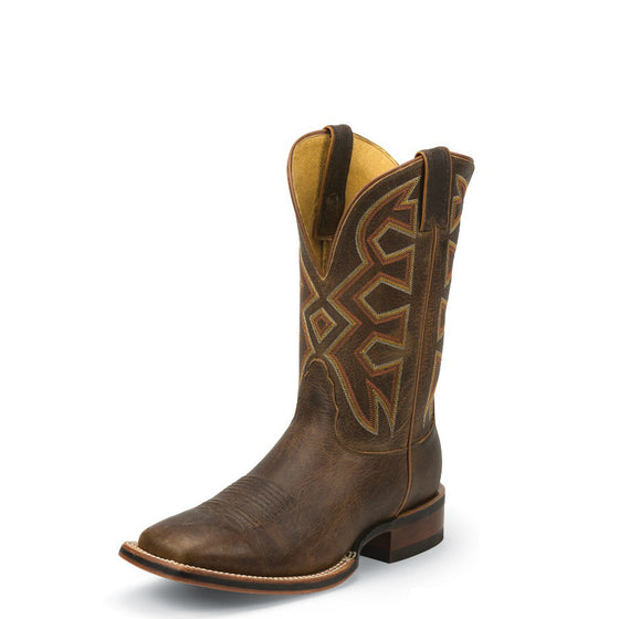 Nocona Men's Frida Let's Rodeo Cowboy Boot - Tan MD5202