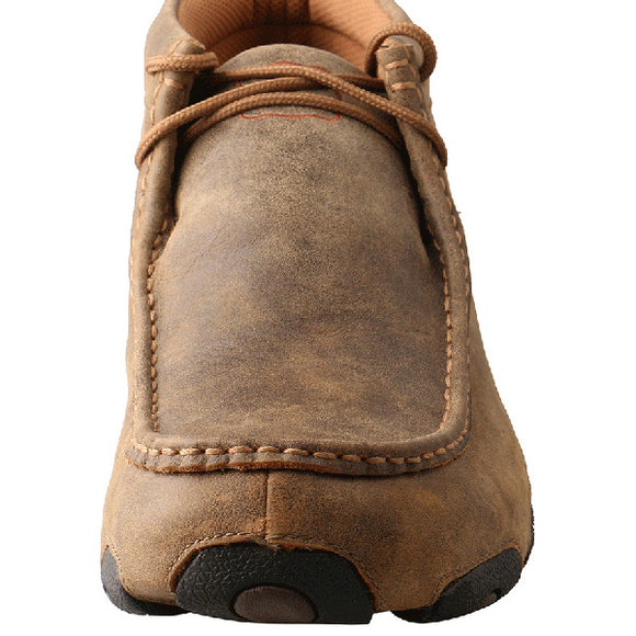Twisted X Men's Driving Moccasin - Bomber MDM0003 - ShoeShackOnline