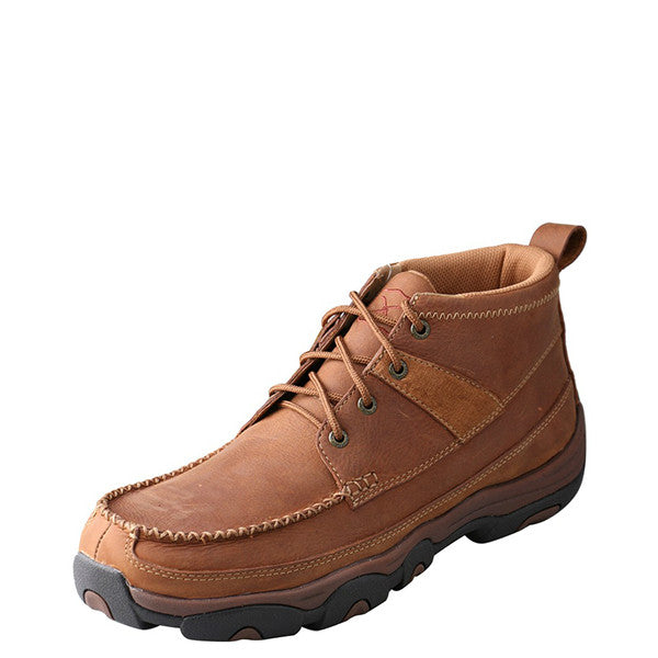Twisted X Men's Hiker Shoe - Brown MHK0003 - ShoeShackOnline