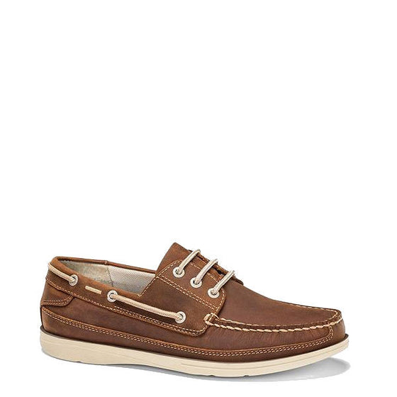 Dockers Men's Midship Boat Shoes - Dark Tan MID000000 - ShoeShackOnline