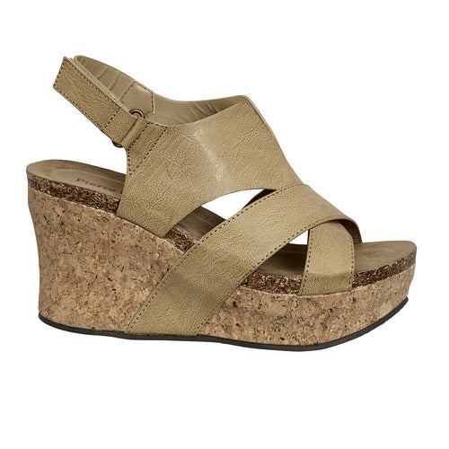 Pierre Dumas Women's Hester-21 Wedge 22616-112