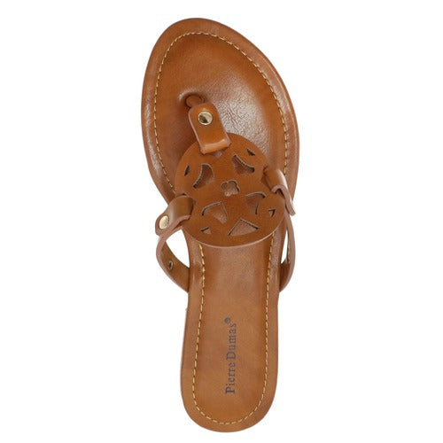 Pierre Dumas Women's Limit-20 Sandal New Tan  21040-120