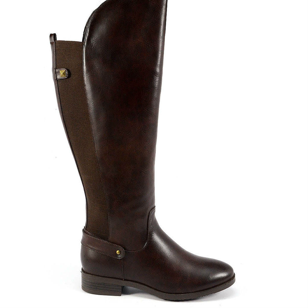 Corkys Women's Stretch | Brown 80-7010 - ShoeShackOnline