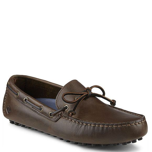 Sperry Men's Hamilton 1-Eye Driver - Brown STS13969 - ShoeShackOnline