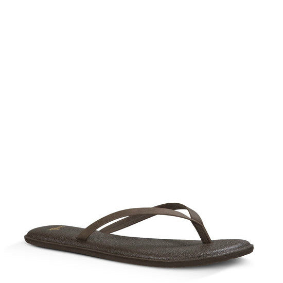 Sanuk Women's Yoga Bliss - Brown SWS11048 - ShoeShackOnline