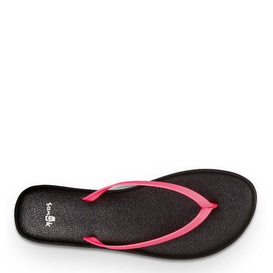 Sanuk Women's Yoga Bliss - Paradise Pink SWS11048 - ShoeShackOnline