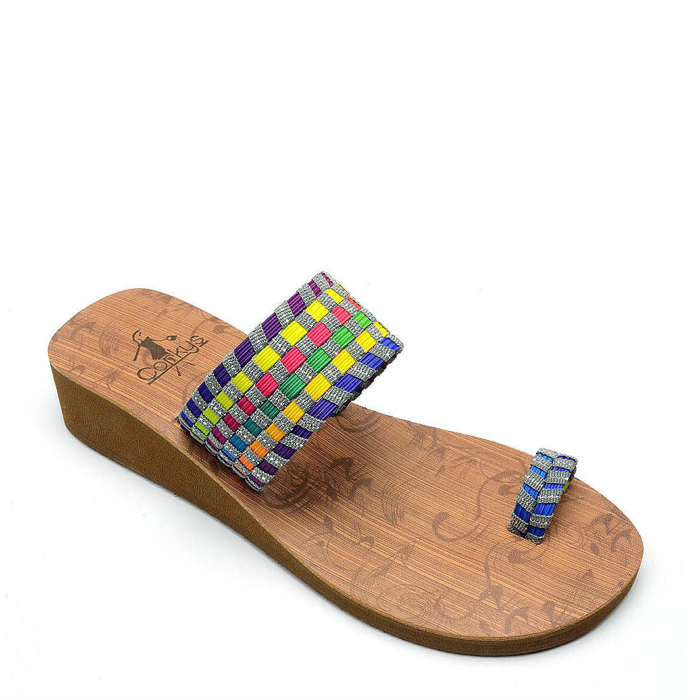 Corkys Women's Toasty | Bright Multi 40-3118 - ShoeShackOnline