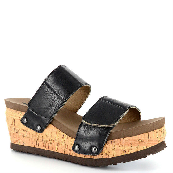 Corkys Women's Two-Way | Black 30-5240 - ShoeShackOnline