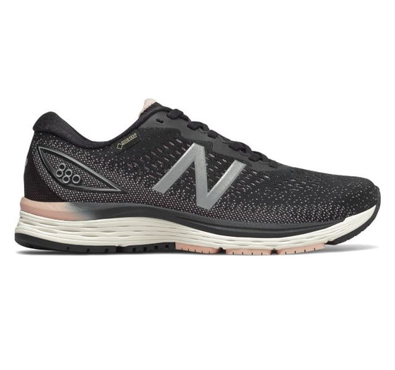 New Balance Women's Neutral Cushioning Running Shoe - Black W880GT9 - ShoeShackOnline
