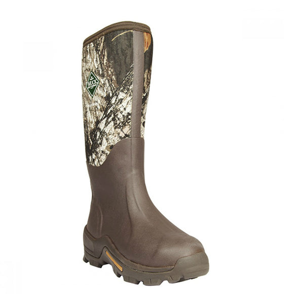 Muck Boots Woody Max Cold-Conditions Hunting Boot - Mossy Oak Break-Up WDM-MOBU - ShoeShackOnline