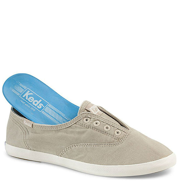 Keds Women's Chillax - Cream WF52508 - ShoeShackOnline