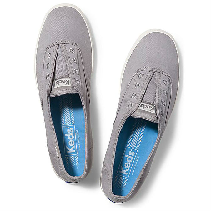 Keds Women's Chillax - Drizzled Grey WF52510 - ShoeShackOnline