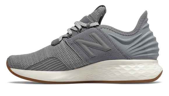 New Balance Women's Fresh Foam Roav Sneaker - Light Aluminum WROAVLG - ShoeShackOnline
