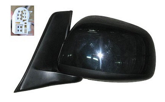 07-13 suzuki sx-4 mirror 8470280JB0ZJ3 left heated