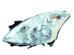 2010 Nissan Altima Headlight without HID