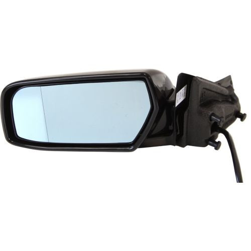 2003-2007 Cadillac CTS Driver Side Door Mirror (Heated; w- Memory; Manual Folding) GM1320357