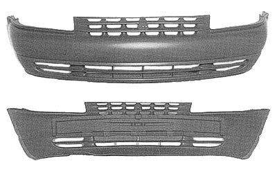 1996,1997,1998,1999,2000 Plymouth Breeze Front Bumper w/o foglights (primed or painted options available)