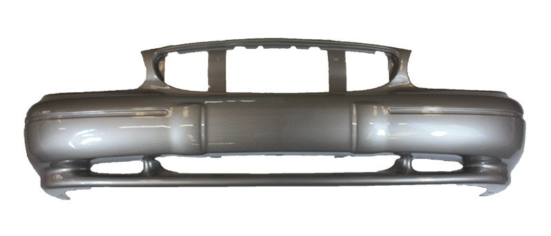 2003 Buick Century Front Bumper Painted Light Sandrift Metallic (WA220C)