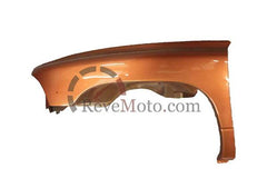 2000-2001 Dodge Dakota Fender Painted Amber Fire Pearl (PV3), w/o Emblem Holes- Left
