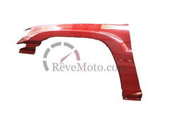 2000-2001 Jeep Grand Cherokee Fender Painted Flame Red (PR4) - Left