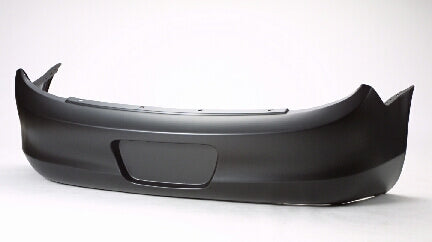2000-2002 Dodge Neon Rear Bumper (S_SE_ES_SXT Models; w_o Dual Exhaust Tips) - CH1100198