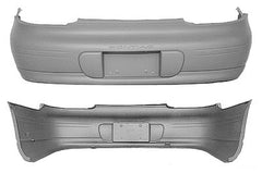 2000-2003 Pontiac Grand Prix Rear Bumper (SE Model) - GM1100533