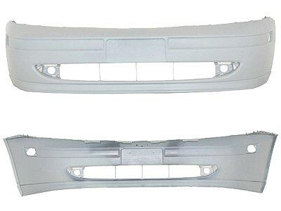 2000-2004 Ford Focus Front Bumper Cover (Hatchback/Sedan/Wagon; Except SVT Model; w/o Street Effects Package) FO1000456